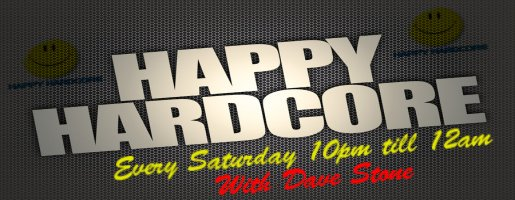 happy hard core radio: